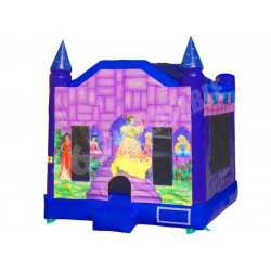 Princess Bounce House