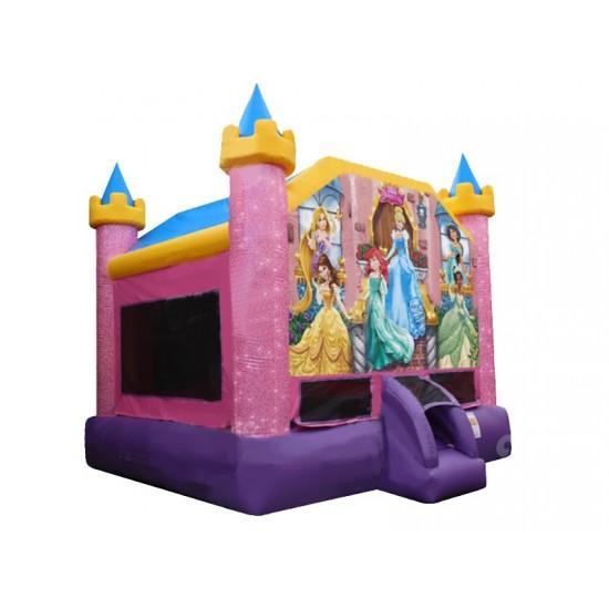 Magicjump Princess Bounce House