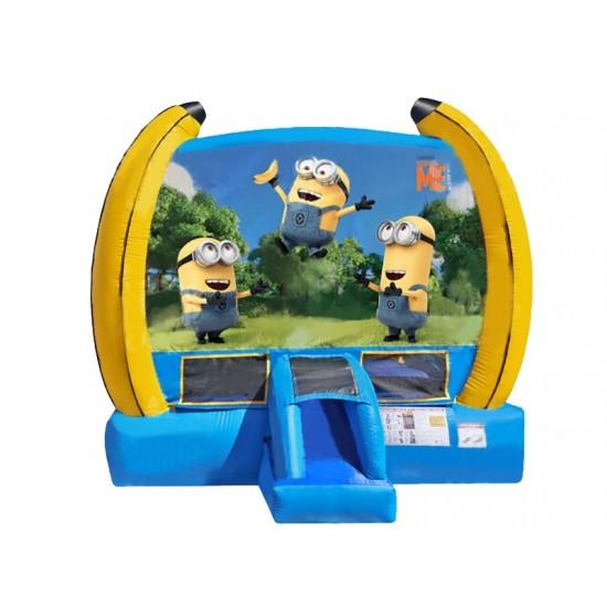 Minions Bounce House