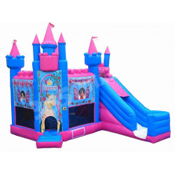 Princess Moon Bounce