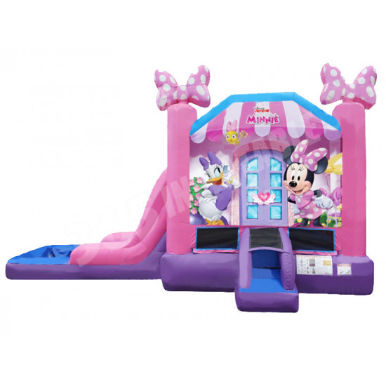 Magic Jump Minnie Combo Pool