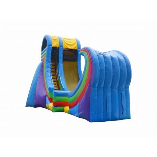 Inflatable 20' Rampage Slide