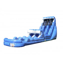 Giant Commercial Inflatable Water Slides
