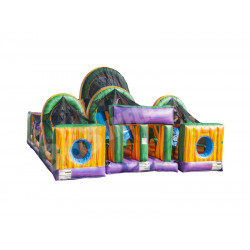Marble Extreme Obstacle Course