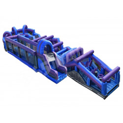Biggest Inflatable Obstacle Course