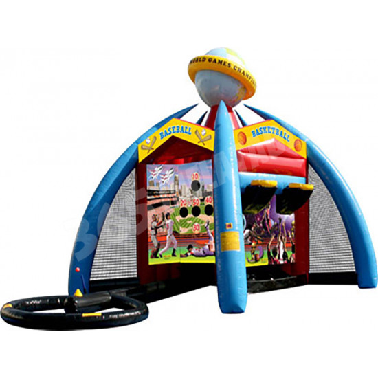 World Of Sports Inflatable