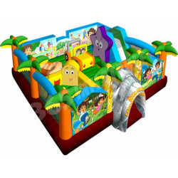 Dora Diego Toddler Bounce House