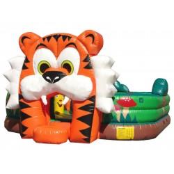 Happy Jump Tiger Junior Safari
