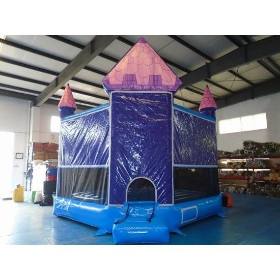 Inflatable Princess Bouncy Castle
