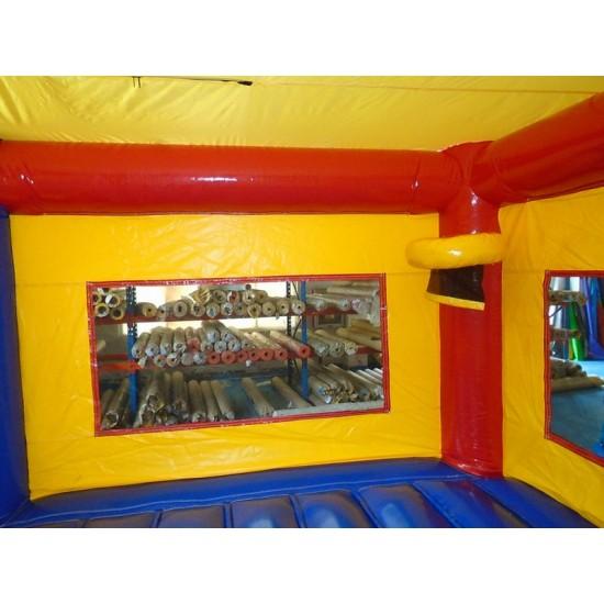 Crayon Inflatable Bouncer