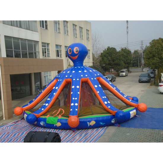 Octopus Inflatable Bouncer