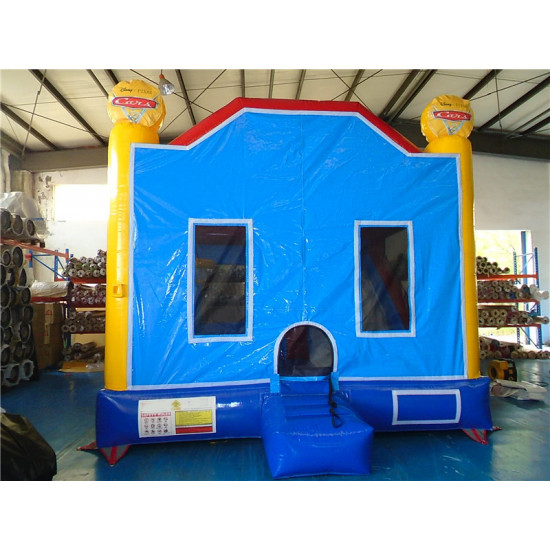 Cars Bounce House Combo C4
