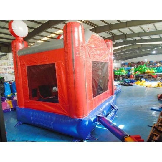 Avengers Bounce House Slide