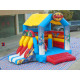 Batman Bounce House Slide