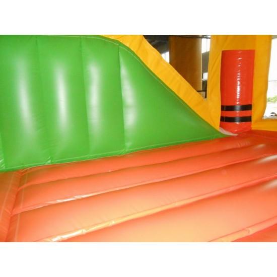 Crayon Inflatable Combo