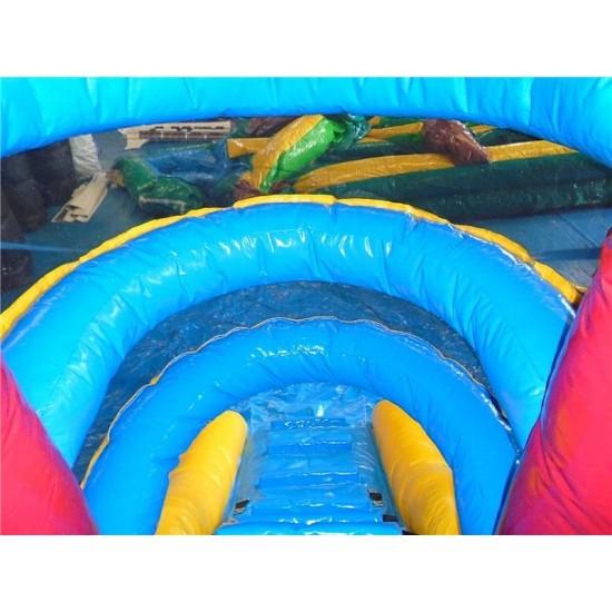 Big Blue Lagoon Water Slide