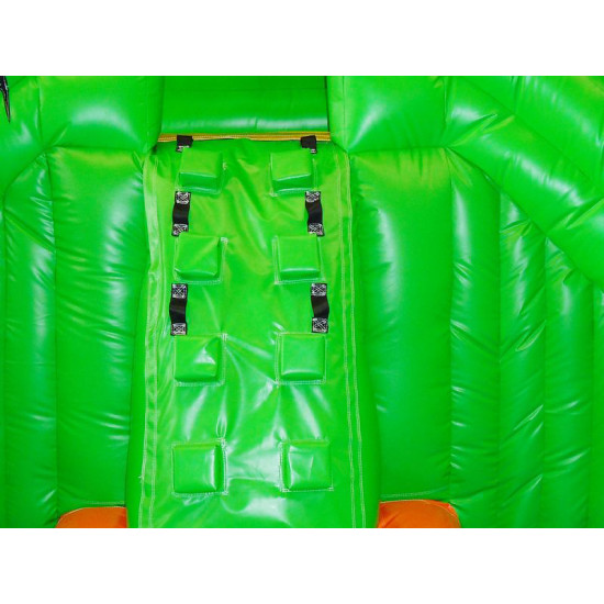 Crocodile Isle Inflatable Water Park And Slide