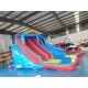 Inflatable Water Gun Slide Swimming Splash Pool Banzai