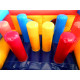 Inflatable Obstacle Course Race