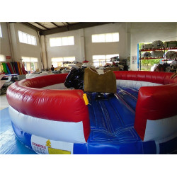 Inflatable Rodeo Mechanical Bull