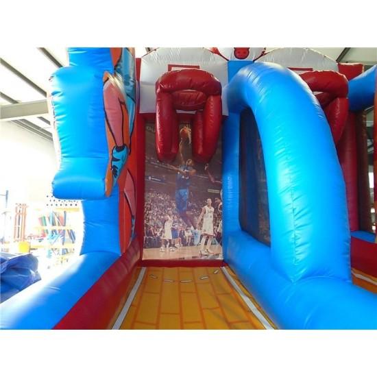 Shooting Stars Inflatable Basketball
