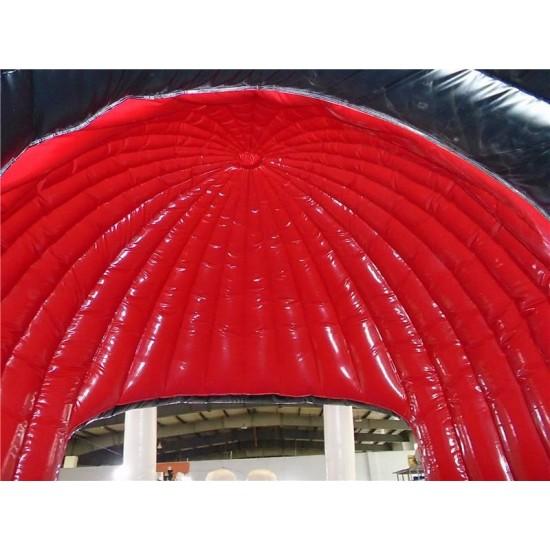 Inflatable Helmet Tunnel