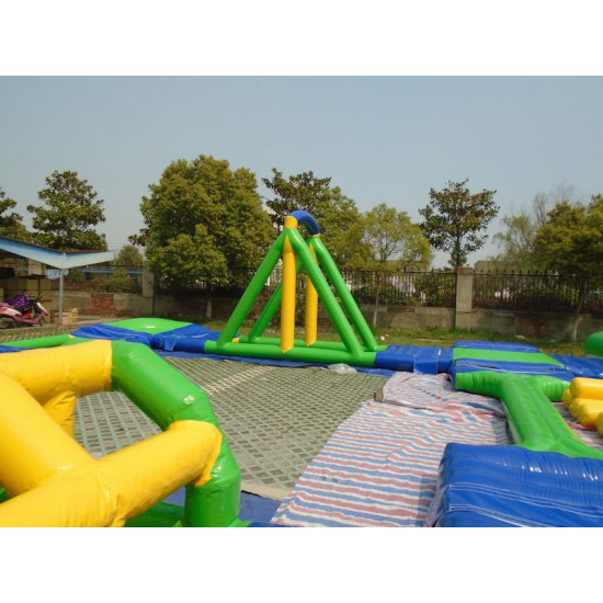 Wibitter Inflatable Water Park